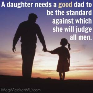 Good dad..