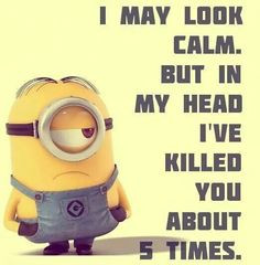 Calm Minion More