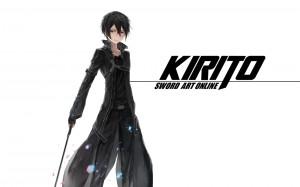 Kirito(Sword Art Online) kirito