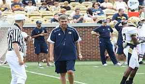 Georgia Tech Football News - Paul Johnson Post-Game Quotes - UNC
