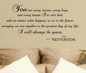 This would be a beautiful wedding vow