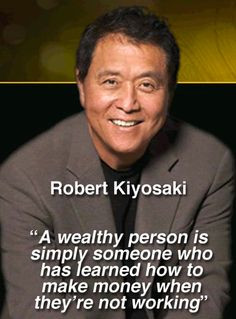 Robert Kiyosaki - NY Times Best selling author Rich Dad Poor Dad More