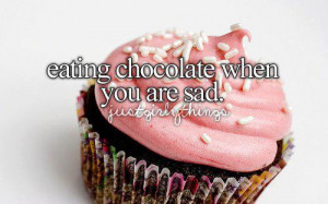 chocolate quotes for life