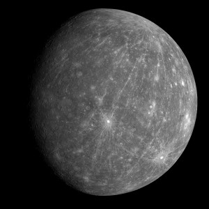 Nasa's Messenger Sends First Full Fly-By Image of Mercury