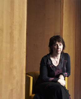 Catherine Ashton: 'My Job Is to Keep Traffic Moving'