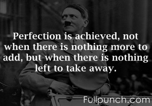 Adolf Hitler Famous Quotes