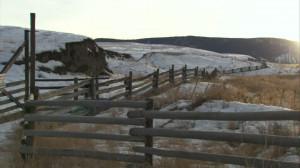 Gang Ranch Mountain British Columbia HD Stock Video 743 702 254