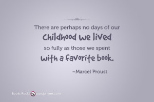 There Are Perhaps No Days Of Our Childhood We Lived So Fully As Those ...