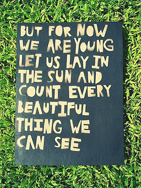 View all Being Young quotes