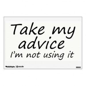 funny_quote_wall_decal_womens_joke_humor_gifts ...