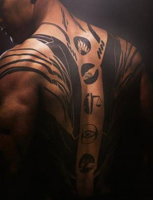 Divergent Tobias Tattoos   can we just appreciate tobias tattoos? I ...