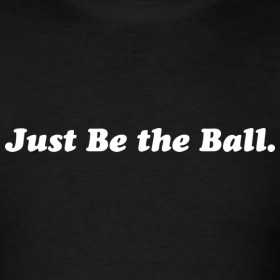Caddyshack Quotes Be the Ball