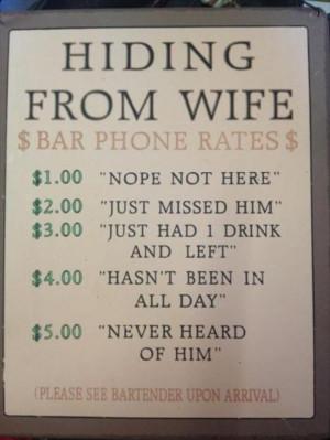 Funny Bar Signs (29 pics)