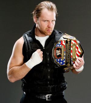 miss badass don't-give-a-fuck Dean Ambrose.