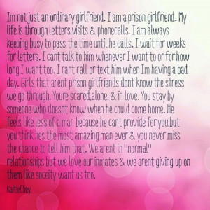 ... Quotes, Inmate Love Quotes, Jail Quotes, 720720 Pixel, Ilovemyinmate