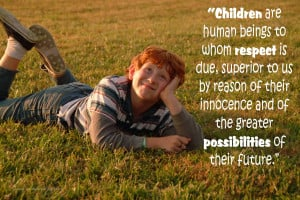Maria Montessori quote