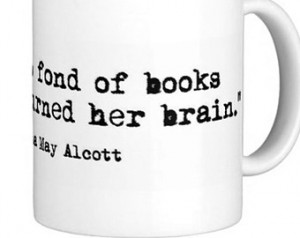 Literary quote coffee mug reading unique birthday gift for best friend ...