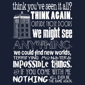 Best Quotes Doctor Who