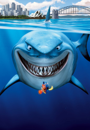 Finding Nemo Wallpaper Gill Jacques
