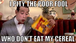 Amazing Quotes from Pee-wee's Big Adventure