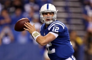 COLTS' LOSS TO EAGLES IS ON ME, QB LUCK ADMITS