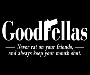 Goodfellas Logo T-Shirt