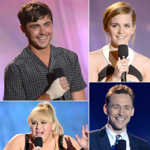 Funniest MTV Movie Awards Quotes 2013