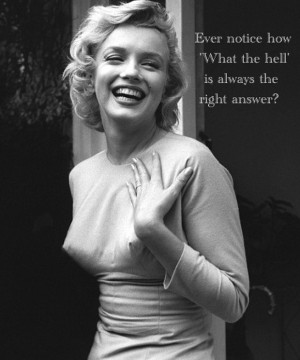 Marilyn Monroe Quotes (15 Pics)