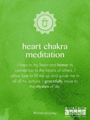 Heart Chakra Meditation: