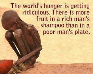 The World's Hunger