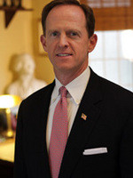 Quotes by Pat Toomey