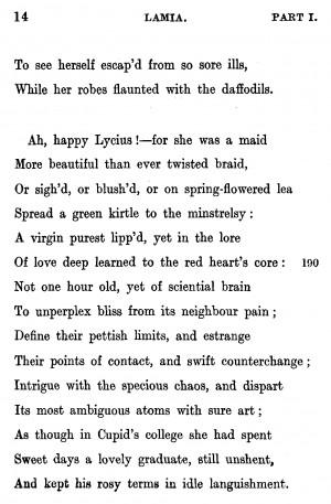 Daffodils Poem Clinic