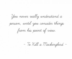 quote, to kill a mockingbird