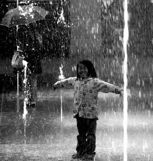Happy Rain Quotes