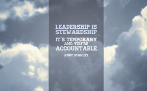 Thank You Quotes For Leadership