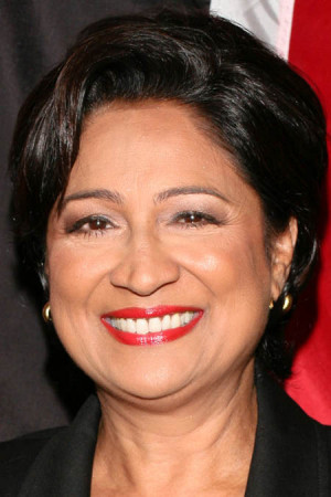 Kamla Persad-Bissessar takes office Wednesday as the first female ...