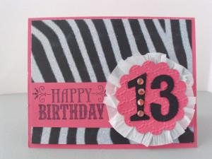 Happy Birthday Daughter Happy 13th birthday analisa!