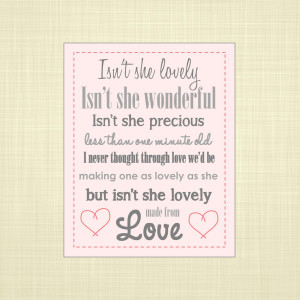 Baby Girl Quotes. Baby Shower Card Sayings For Sister . View Original ...