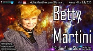 The Richie Allen Show on Davidicke.com: Betty Martini - 'If You Are ...