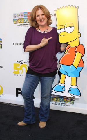 Nancy Cartwright at THE SIMPSONS Ultimate Fan Marathon Challenge ...