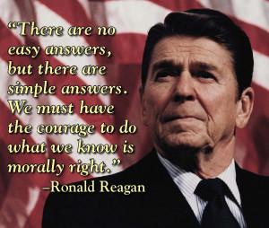 President Ronald Reagan an American Tribute