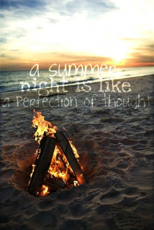Quotes For > Summer Nights Quote...
