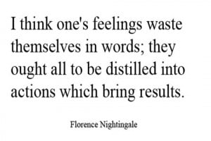 Florence NightingaleNightingale Quotes, Leadership Quotes