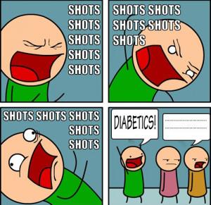Type 1 Diabetes Funny