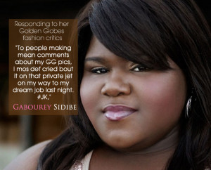 Gabourey Sidibe Golden Globe Quote jpg