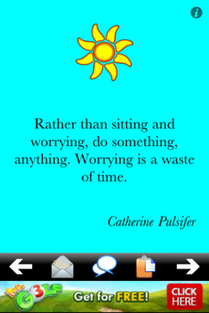 Anti-Stress Quotes iPad Review | Free Anti-Stress Quotes Download ...