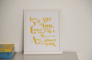 Seuss quotes framed for baby Ronin's nursery. Pictures of the nursery ...