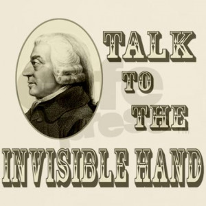 invisible hand of market adam smith