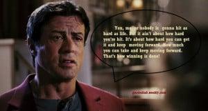 Rocky Balboa 2006 movie quote picture