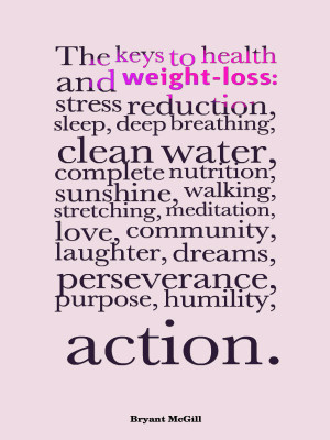 Many people ask what the secret to on how to get skinny is. You´ll ...